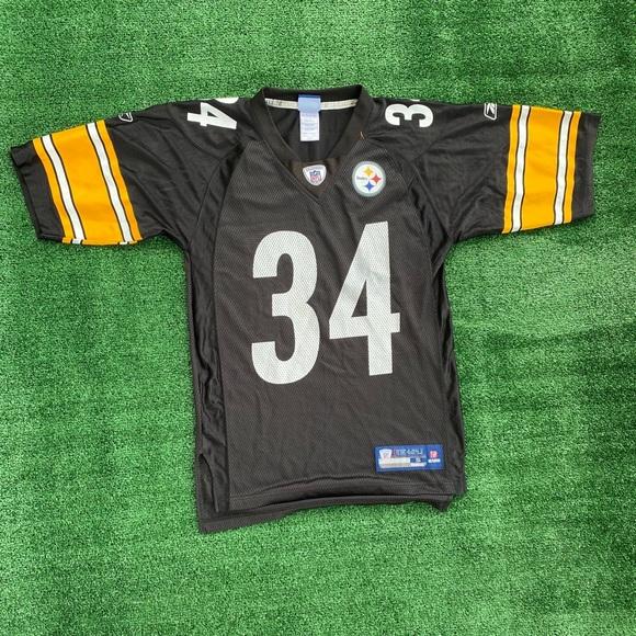 Vintage Steelers Mendenhall Jersey